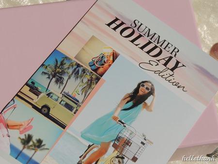 Glossybox Holiday Edition Hellothanh (2)