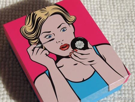 Glossybox Pop Art (2)
