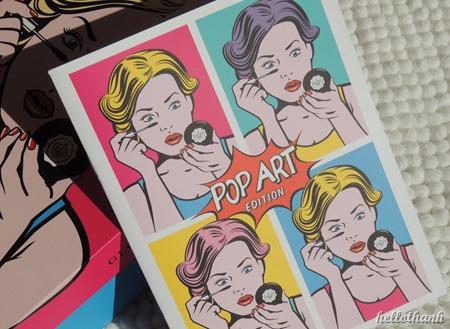 Glossybox Pop Art  (4)